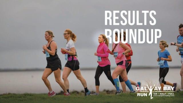 Results Roundup - 5th June 2018 | RunIreland com