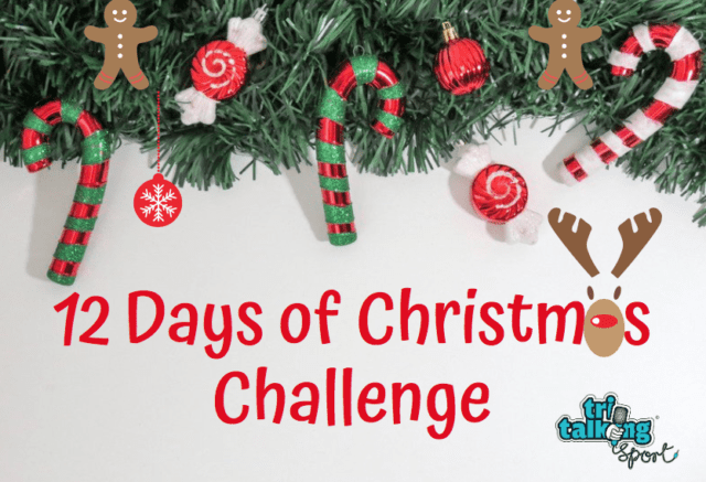 12 Days Of Christmas.Tri Talking Sport Launches 12 Days Of Christmas Challenge Runireland Com
