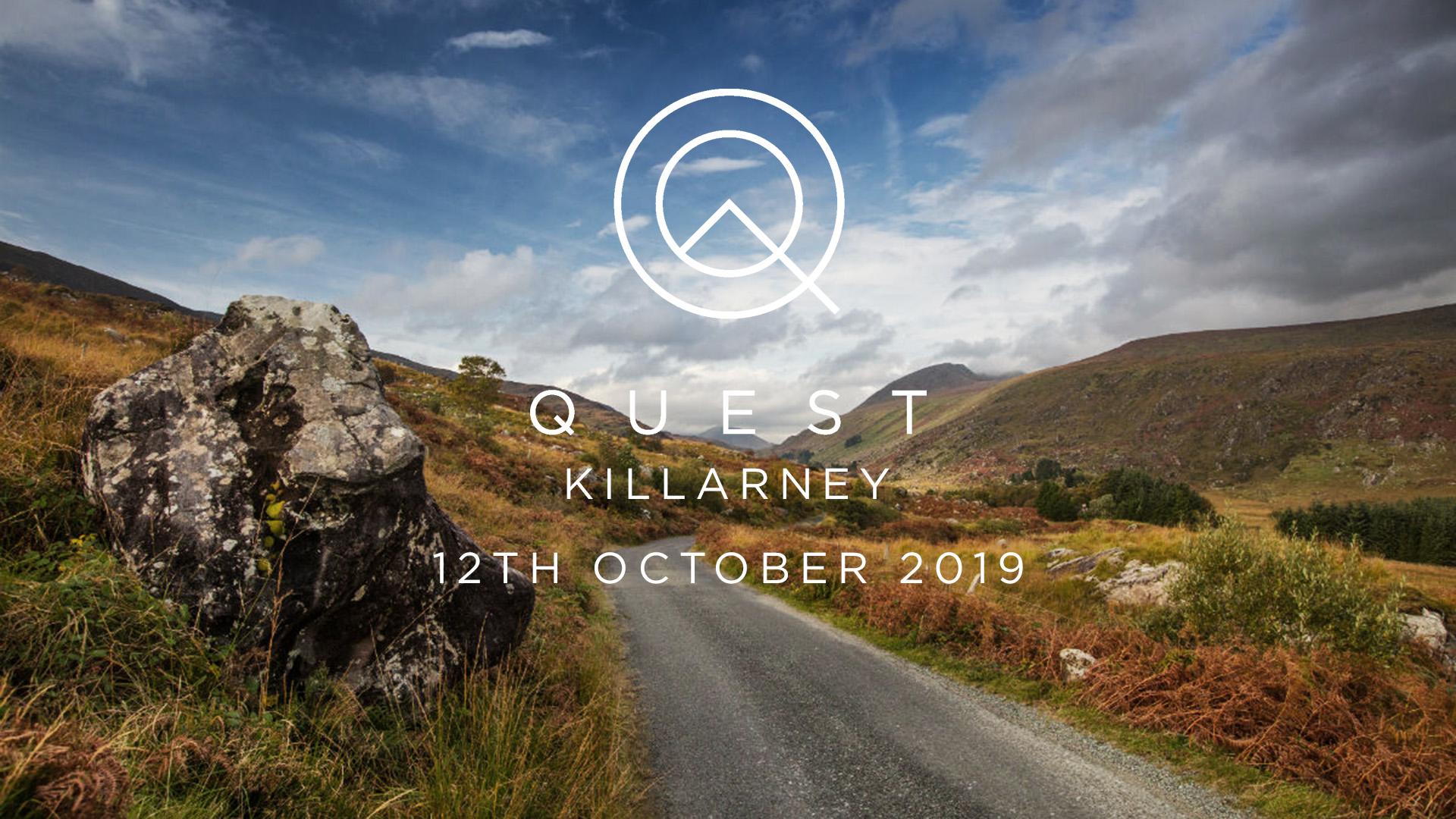 Quest Glendalough Adventure Race | Quest Adventure Serie