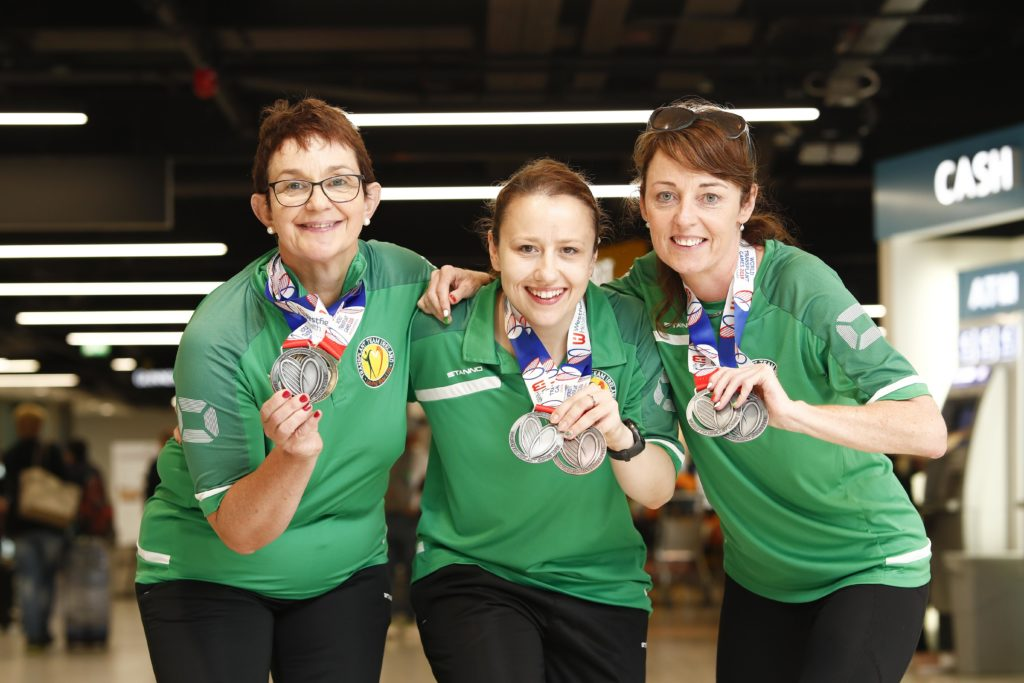 Transplant Team Ireland returns home with a mighty haul of 50 medals from  the World Transplant Games | RunIreland com