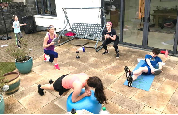 How To Find Your Fitness Motivation During COVID-19